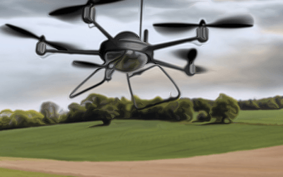 Workplace drone