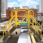 ErectaStep Rooftop Application