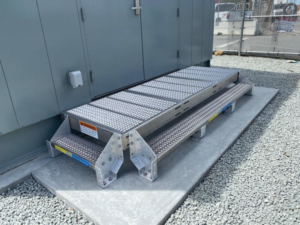 ErectaStep Step Platform