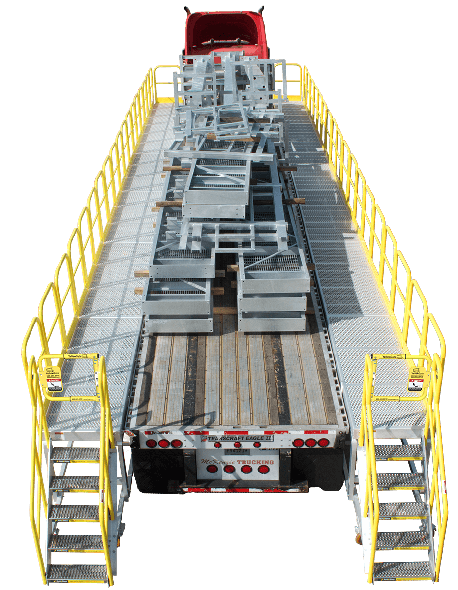 Rolling Stairs And Mobile Work Platforms By Rollastep