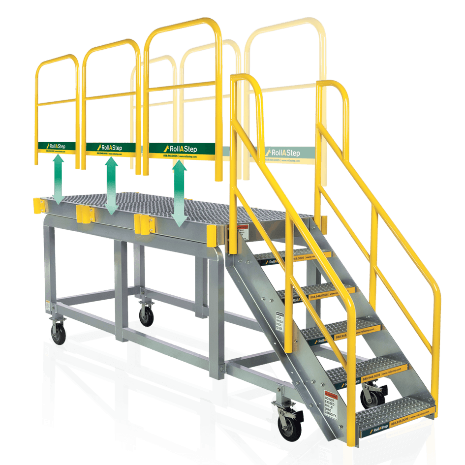 MP Series Mobile Work Platform