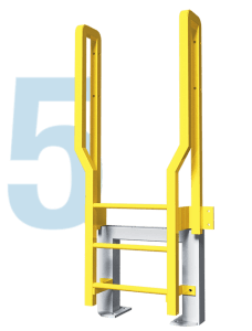 Metal Ladder Icon
