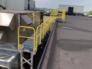 HVAC Stair Units - Side